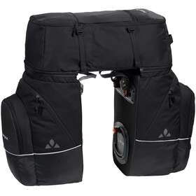 VAUDE Karakorum Pannier Set 3 Pieces black uni